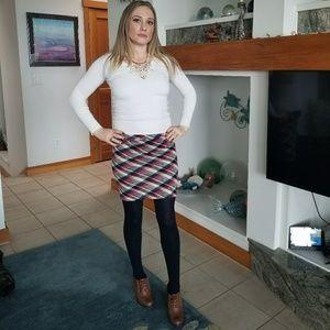 Dresses & Skirts - Plaid Skirt!
